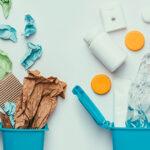 Riciclo plastica, UE tocca la soglia del 40% ma non basta